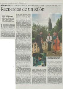 Heraldo de Aragón_JCGaltier_5junio2014