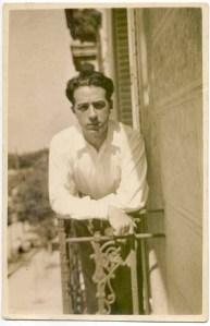 Foto E. Halffter años 20